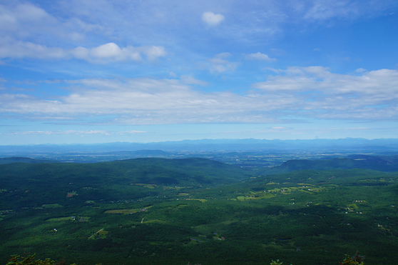 views from mount abraham vermont 4000 footers summit pic