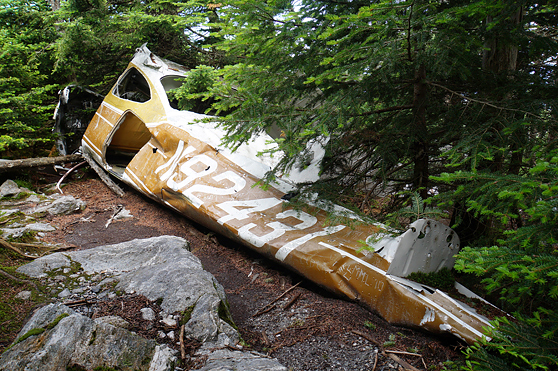plane crash site mount abraham vermont mt n92431 1973