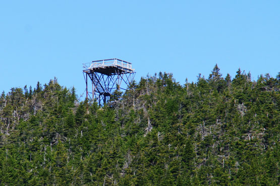 Fire tower mount carrigain, summit fire tower mt carrigain NH