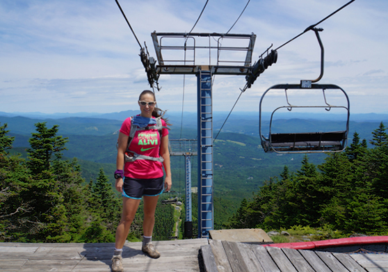 mount ellen sugarbush resort  photo vermont 4000 footers