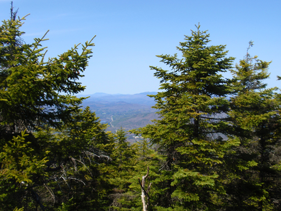 hiking hike mount kearsarge nh mt kearsarge views