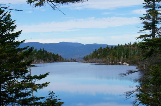 norcross pond nh