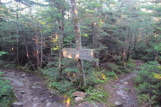 Mount Tecumseh, Waterville Valley, NH, New Hampshire, Grafton County, Hiking NH 4000 Footers