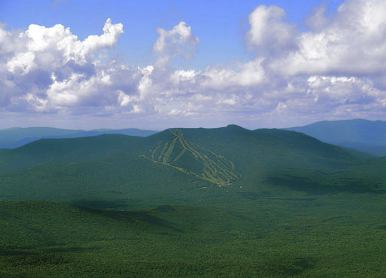 Middle Tripyramid Mountain, Waterville Valley, NH, New Hampshire, Sandwich Range